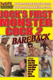 Jocks First Monster Cock 2 Bareback