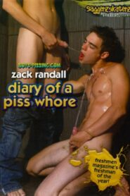 Diary of a Piss Whore Zack Randall