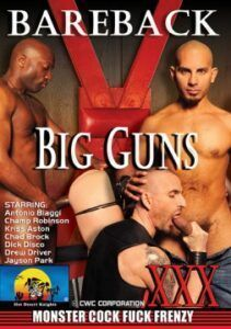 Bareback Big Guns