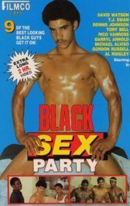 Black Sex Party 01