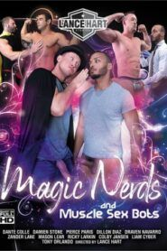 Magic Nerds and Muscle Sex Bots
