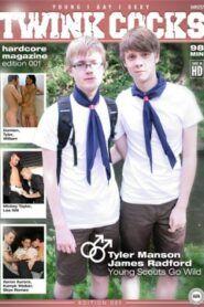Hardcore Magazine Edition 001 Young Scouts Go Wild