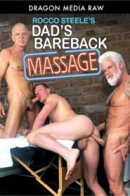Rocco Steeles Dads Bareback Massage