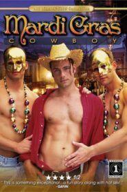 Mardi Gras Cowboy