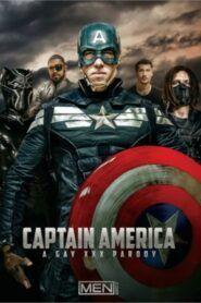 Captain American A Gay XXX Parody