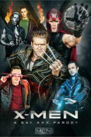 X-Men A Gay XXX Parody
