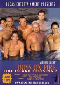 Fire Island Cruising 2 Boys on Fire