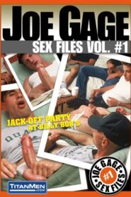 Joe Gage Sex Files 01 Jack-Off Party at Billy Bobs