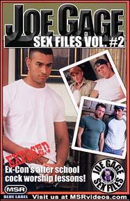 Joe Gage Sex Files 02 Exposed