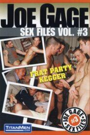 Joe Gage Sex Files 03 Kegger Frat Party
