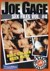 Joe Gage Sex Files 04 Blue Collar Beer Blast