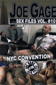 Joe Gage Sex Files 10 NYC Convention