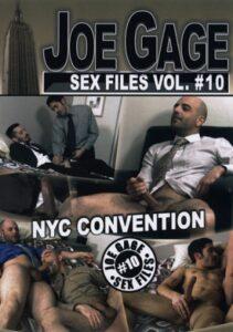 Joe Gage Sex Files 10 NYC Convention