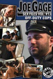 Joe Gage Sex Files 13 Off-Duty Cops