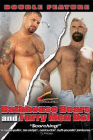 Bathhouse Bears and Furry Men Do