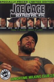 Joe Gage Sex Files 14 Lunchtime Milking Club 2.0