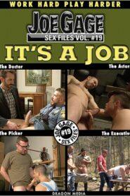 Joe Gage Sex Files 19 Its A Job