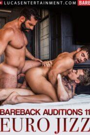 Bareback Auditions 11 Euro Jizz