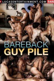 Bareback Guy Pile (Lucas)