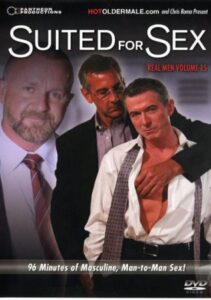 Real Men 15 Suited for Sex