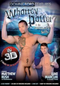 Whorrey Potter and the Sorcerers Balls