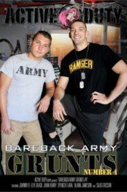 Bareback Army Grunts 04