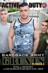 Bareback Army Grunts 05