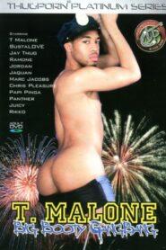 T. Malone Big Booty Gangbang
