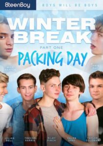 Winter Break 1 Packing Day