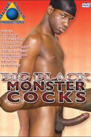 Big Black Monster Cocks 1