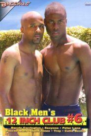 Black Mens 12 Inch Club 6