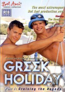 Greek Holiday 1 Cruising the Aegean